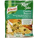 4-Pack Knorr Rice Sides Dish, Cheddar Broccoli 5.7-Oz