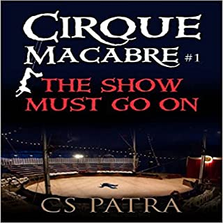 The Show Must Go On audiobook cover art