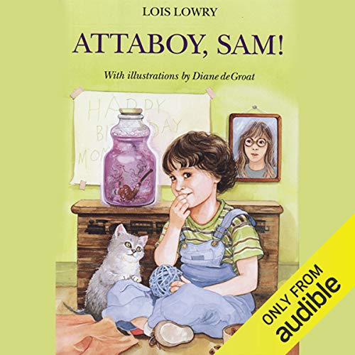 Attaboy Sam  cover art