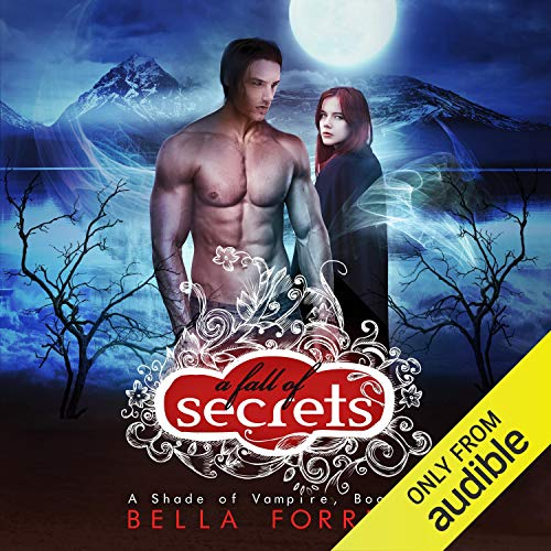 A Shade of Vampire 15: A Fall of Secrets cover art
