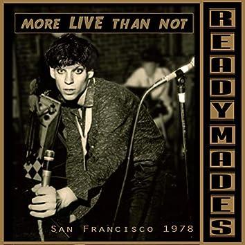 San Francisco: Mostly Live