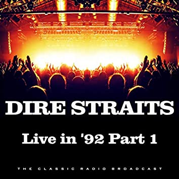 Live in 1992 Part 1 (Live)