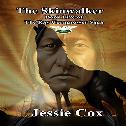 The Skinwalker audiobook cover art