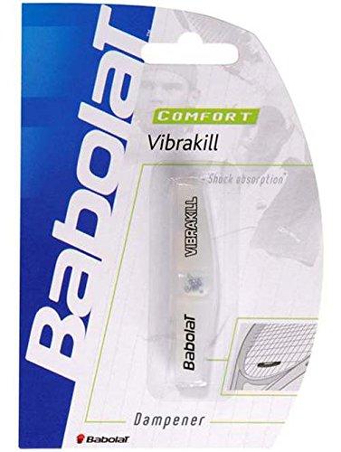 Babolat Vibrakill, Ammortizzatori di Vibrazione Unisex – Adulto, Trasparente, Taglia Unica