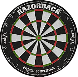 Viper Razorback Competition Dart Board