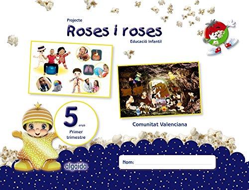 Projecte Roses i roses. Educació Infantil. 5 anys. Primer Trimestre (Palomitas de maíz)