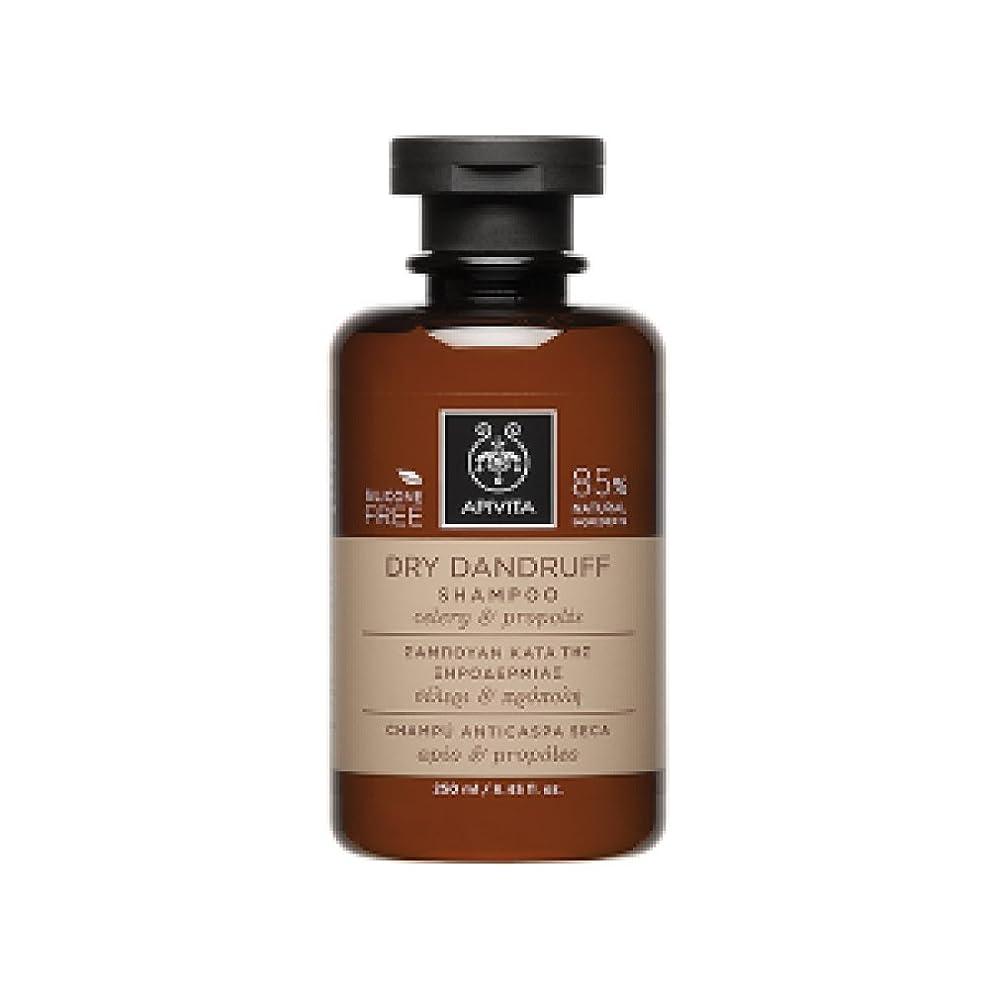 可能ちっちゃい垂直アピヴィータ Dry Dandruff Shampoo with Celery & Propolis (For Dry Scalp) 250ml [並行輸入品]