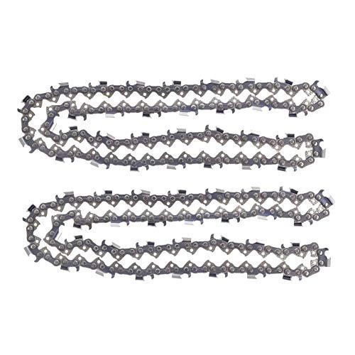 Kohnkdllc 8 inch Chainsaw Chains, 3/8