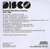 Immagine 1 essential italo disco classics 1977