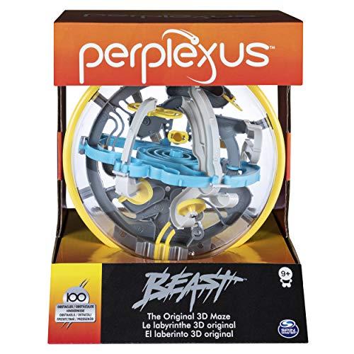 Spin Master Games 6053142 - Perplexus Beast, 3D-Labyrinth mit 100 Hindernissen