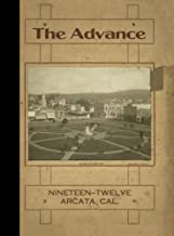 (Reprint) 1912 Yearbook: Arcata High School, Arcata, California