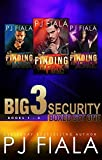 Big 3 Security Box Set (English Edition)