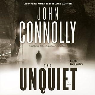 The Unquiet audiobook cover art
