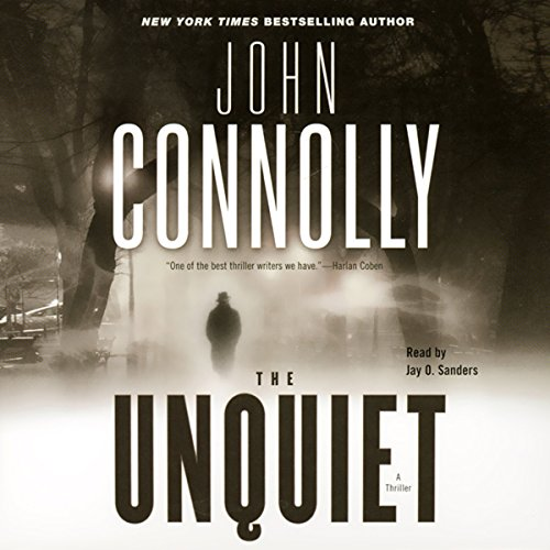 The Unquiet audiobook cover art