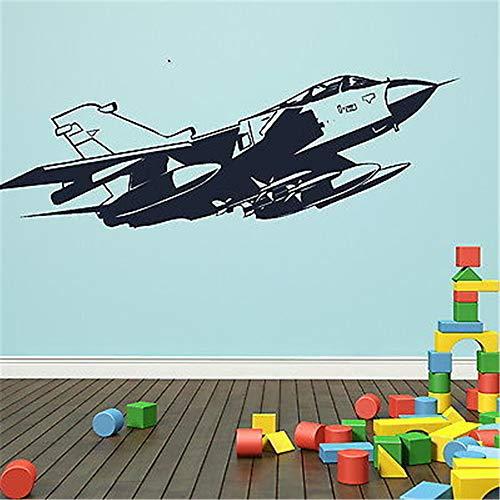 Wandaufkleber, Wandtattoo, Wanddekoration, Unikat, Army Art Poster RAF, Aeroplane, Vinyl-Dekoration für Boys Room