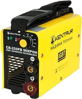 WELDING inverter MACHINE 250A MICRON 220V welder IGBT ARC DC 50Hz inventor 6.3 kW
