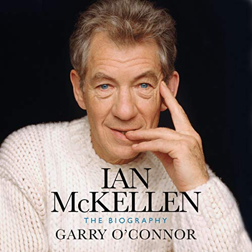 Ian McKellen audiobook cover art