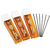 Paper Mate - Ricarica per matite meccaniche – 1,3 mm HB – 3 tubi da 12 mine – 36 mine