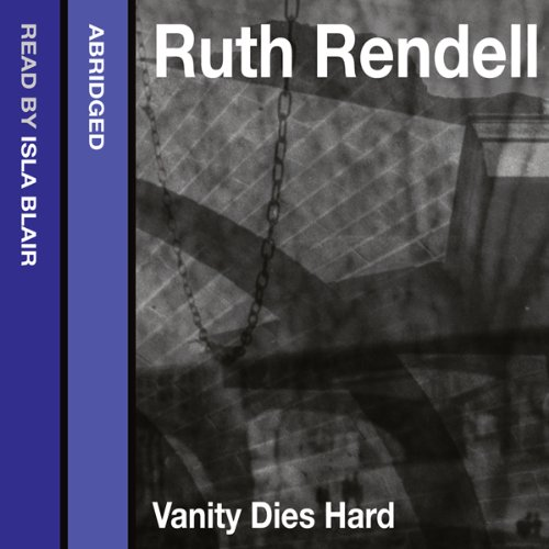 Vanity Dies Hard audiobook cover art