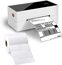 "$168 » Phomemo Label Printer with 1050pcs 3 1/2"" × 1 1/8"" Thermal Labels- Direct Thermal Printer High Speed Printing at 150mm/s, ..."