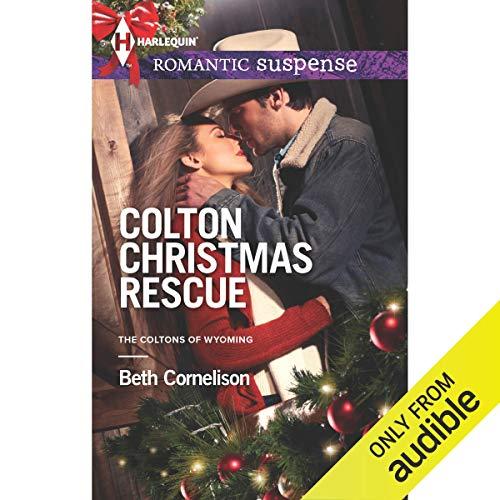 Colton Christmas Rescue audiobook cover art