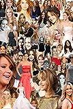 Poster Jennifer Lawrence, 30,5 x 45,7 cm, gerolltes Papier