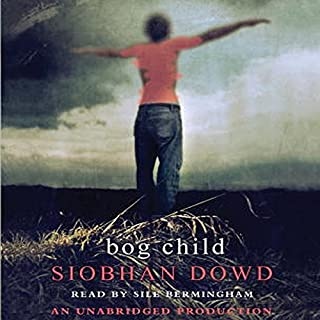 Bog Child audiobook cover art