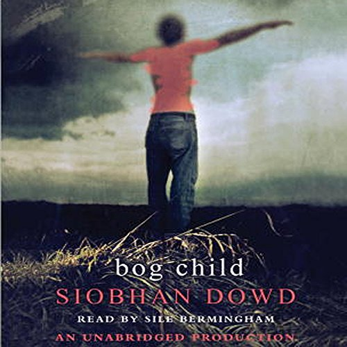 Bog Child audiobook cover art