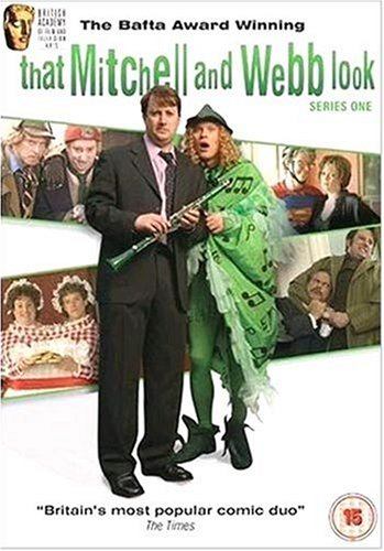 That Mitchell and Webb Look - Series One ( That Mitchell and Webb Look - Series 1 ) ( That Mitchell & Webb Look ) [ NON-USA FORMAT, PAL, Reg.2 Import - United Kingdom ]