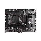 SODIAL X99 Motherboard LGA2011 V3 Computer Motherboard für E5 2678 V3 UnterstüTzt DDR4