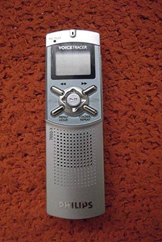 Philips Voice Tracer 7650 Eingebauter Speicher Diktiergerät