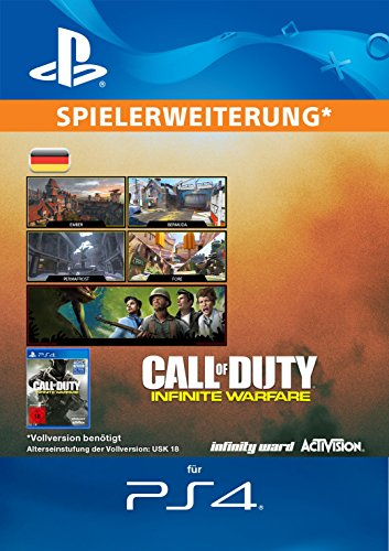 Call of Duty: Infinite Warfare - DLC 3: Absolution [PS4 Download Code - deutsches Konto]