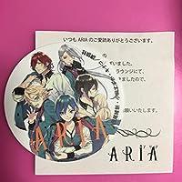 美少年探偵団 ARIAコースター 小田すずか 通知書付き