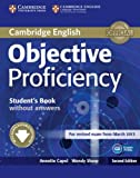Objective Proficiency 2nd Edition Student's Book without answers with Downloadable Software...