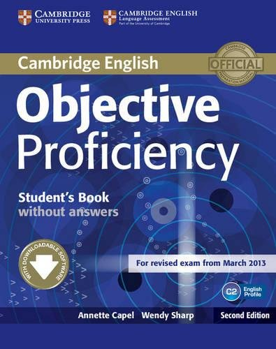 Objective Proficiency - Student´s Book Without Answers - 02 Edition