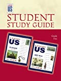 The New Nation, Liberty for All: Elementary Grades Student Study Guide, A History of US: Student Study Guide pairs with A History of US Books Four and Five