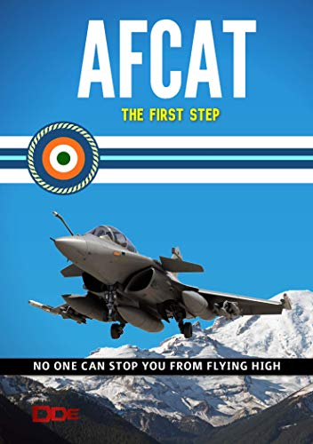 AFCAT - The First Step Book
