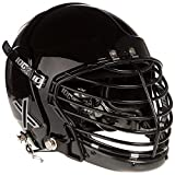 100X Helmets LLC 100X Alpha Bullriding Helmet Black S/MD (5 3/4 to 6 3/4)