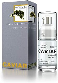 Noche Y Dia Caviar Intense Eye Contour Night & Day Cream, 1.02 Full Ounce