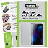 dipos I 2X Schutzfolie matt kompatibel mit Lenovo Tab 2 A7-30 Folie Bildschirmschutzfolie