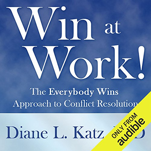 Win at Work! audiobook cover art