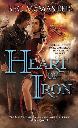 Heart of Iron (London Steampunk Book 2) (English Edition)