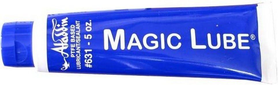 Aladdin Magic Lube 5oz Teflon Lubricant / Sealant 631
