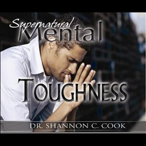 Supernatural Mental Toughness audiobook cover art