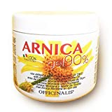 Officinalis - Gel arnica 90% per cavalli, Pot 1 L