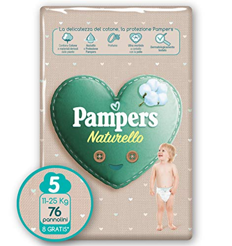 Pampers Naturello Junior