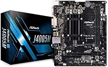 ASRock Motherboard & CPU Combo (J4005M)