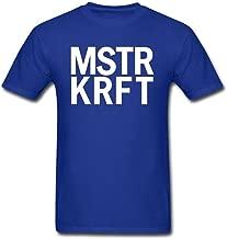 Tommery Men's MSTRKRFT Short Cotton T Shirt