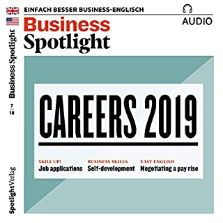 Business Spotlight Audio - Careers 2019. 7/2018 Titelbild
