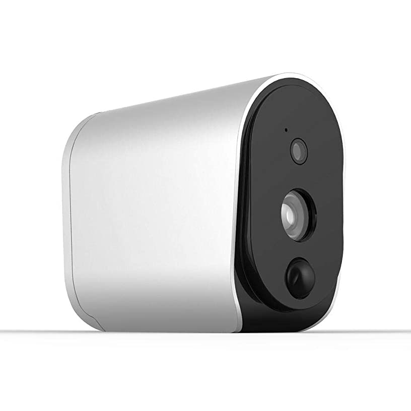 NSN Security Camera Indoor IP Security Surveillance System Wireless Powered Security Camera Smart Phone Remote Monitoring 2 Million Pixel Camera